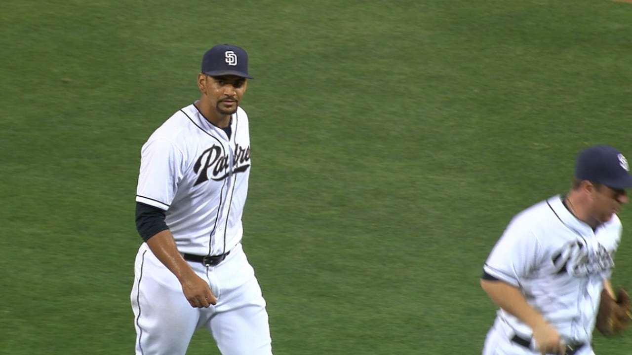 Ross, Padres cool off Rangers in shutout