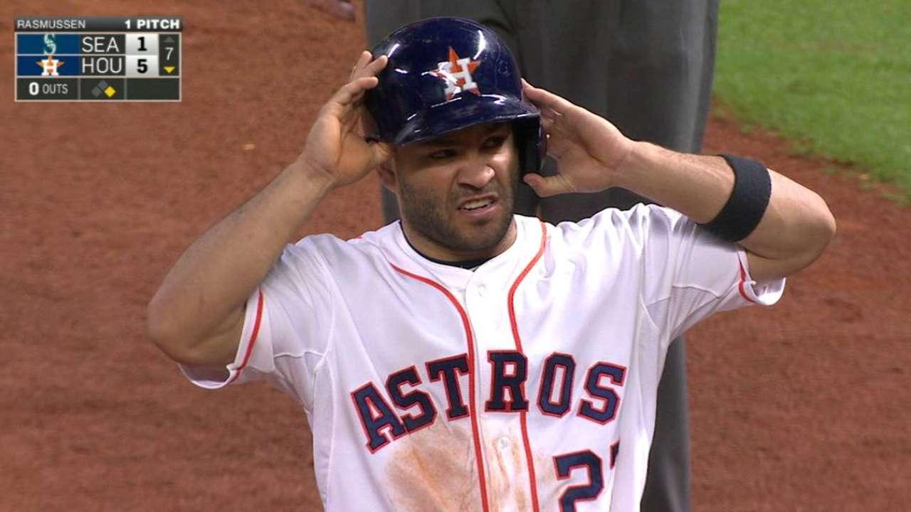 José Altuve tuvo un histórico mes de agosto por los Astros