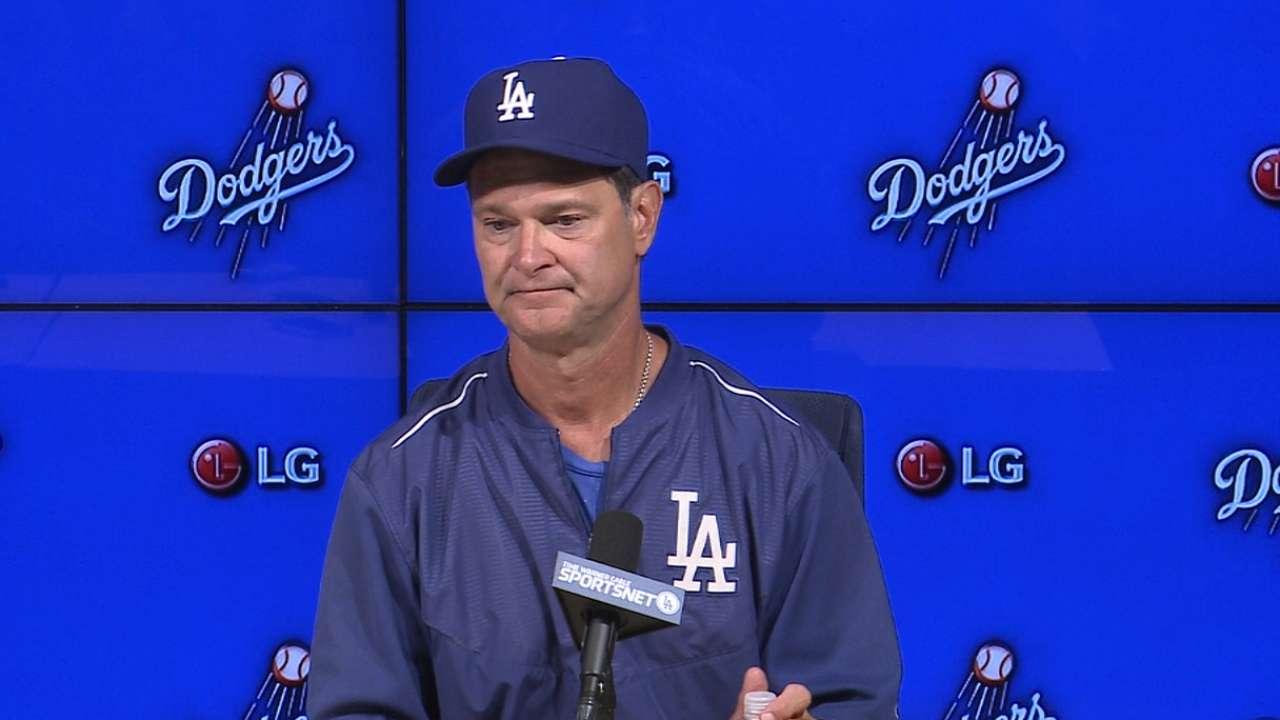 Mattingly on Dodgers' 5-4 win