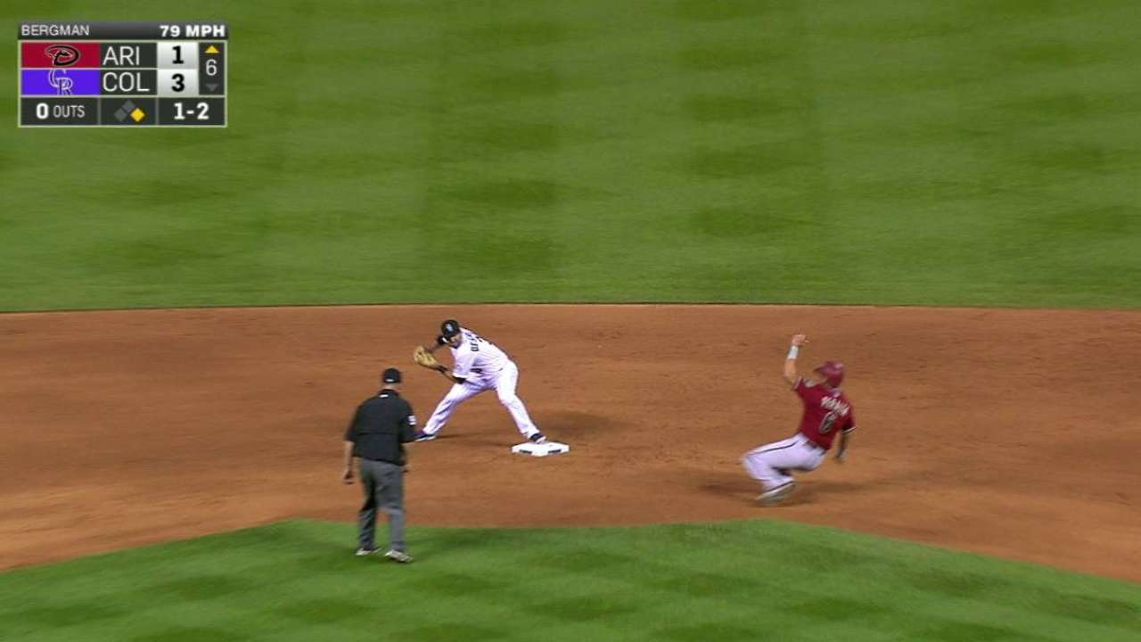 Arenado turns two in the 6th