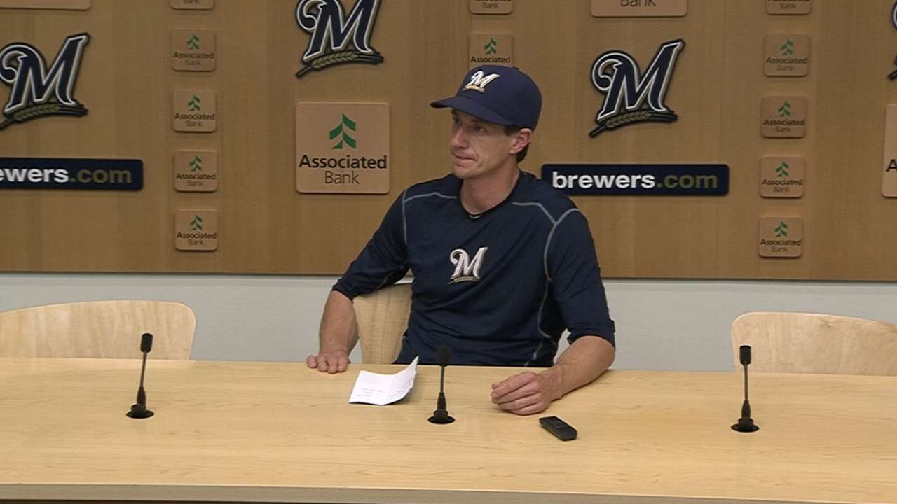 Counsell on Nelson in 7-4 win