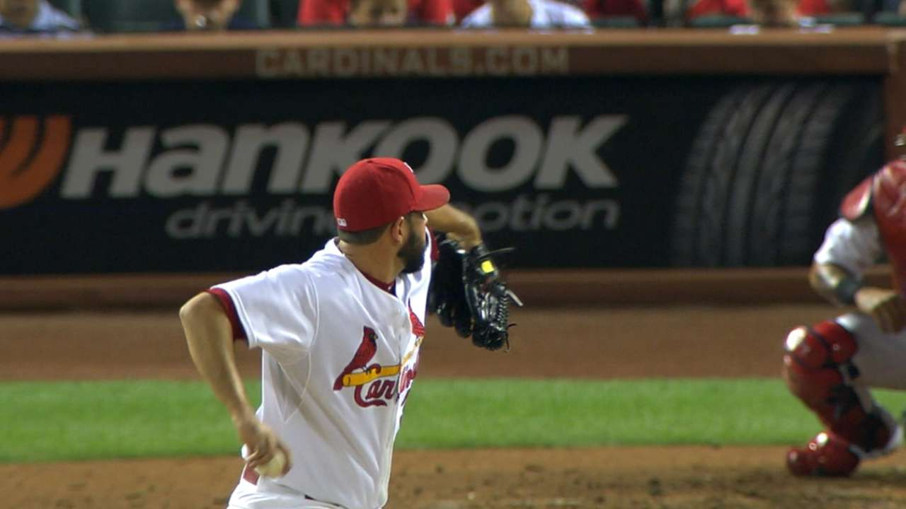 Villanueva gives Cards opportunity to rally