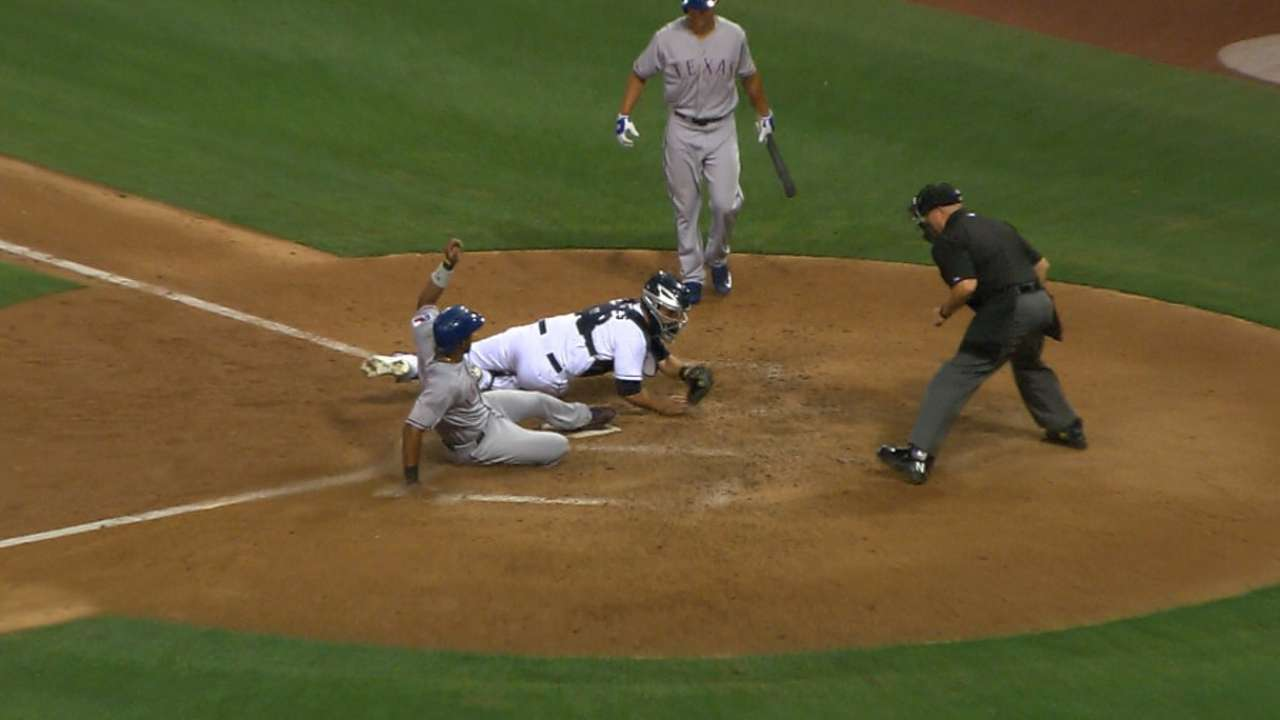 Andrus' thievery can help fans steal a home