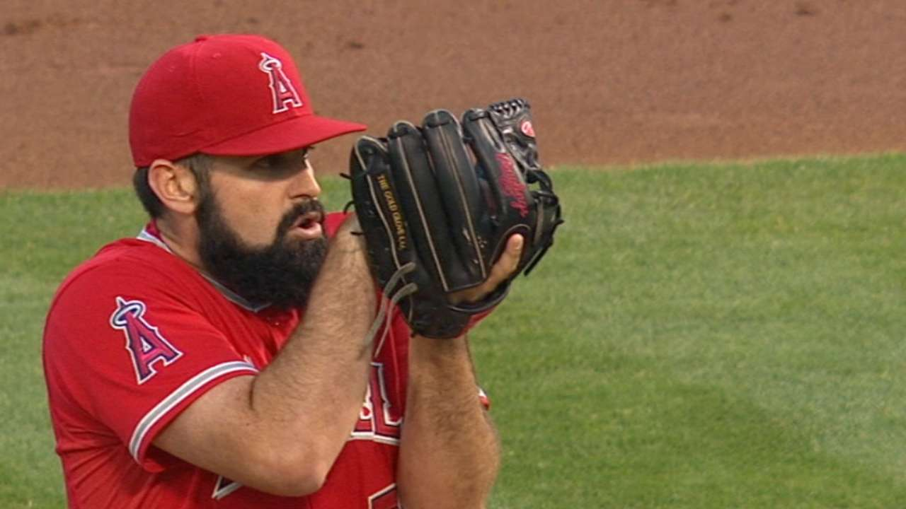 Shoemaker slowly working his way back