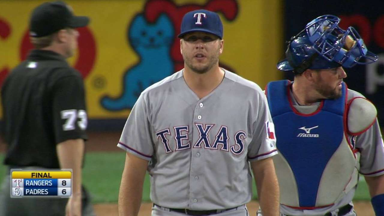 Banister hopes callups ease Tolleson's load