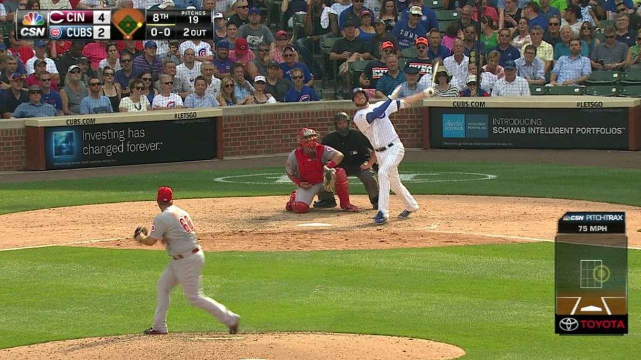 Bryant's game-tying homer