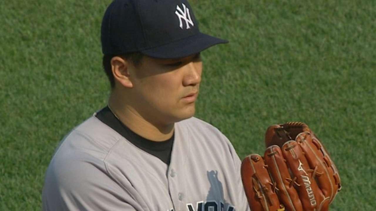 Tanaka's strong start