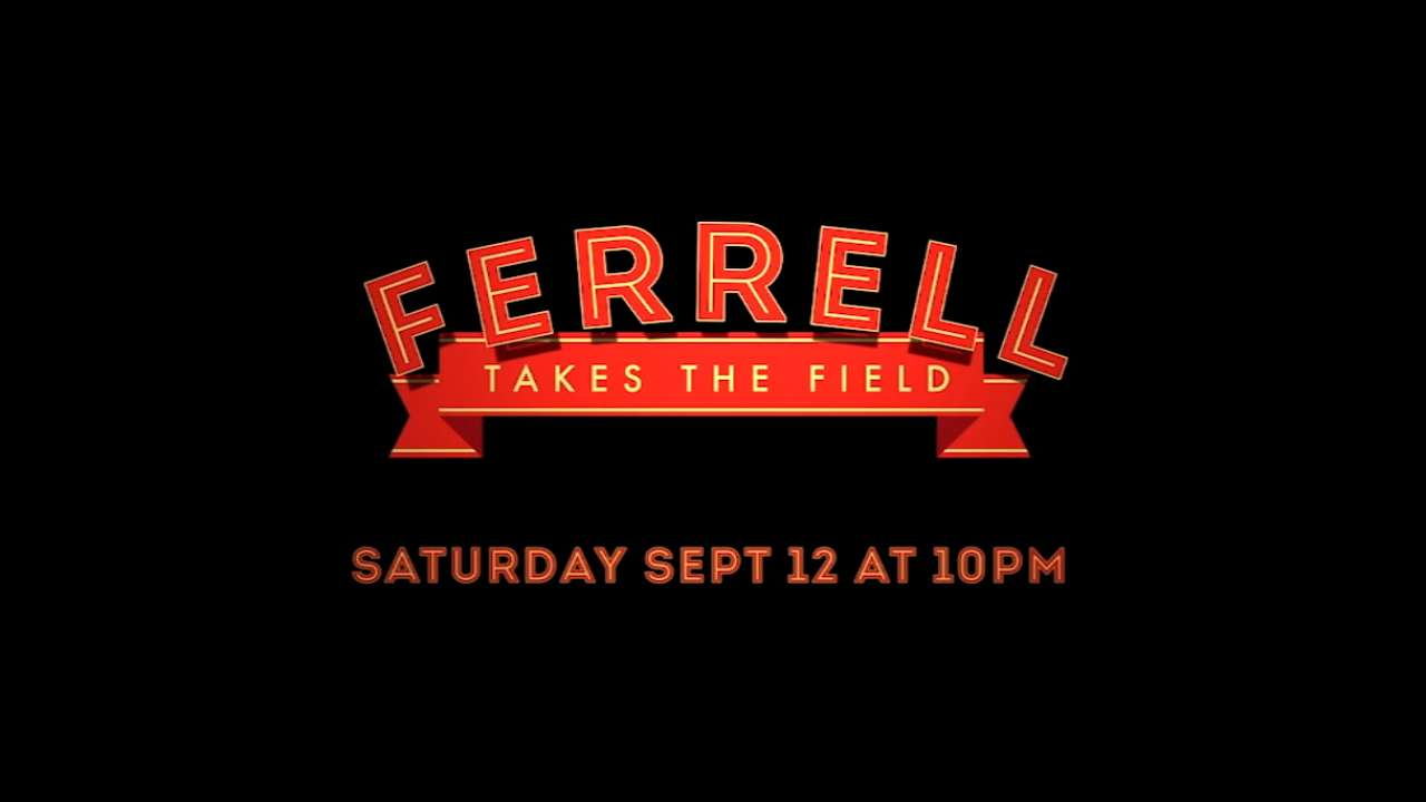 'Ferrell Takes the Field' premieres tonight at Petco