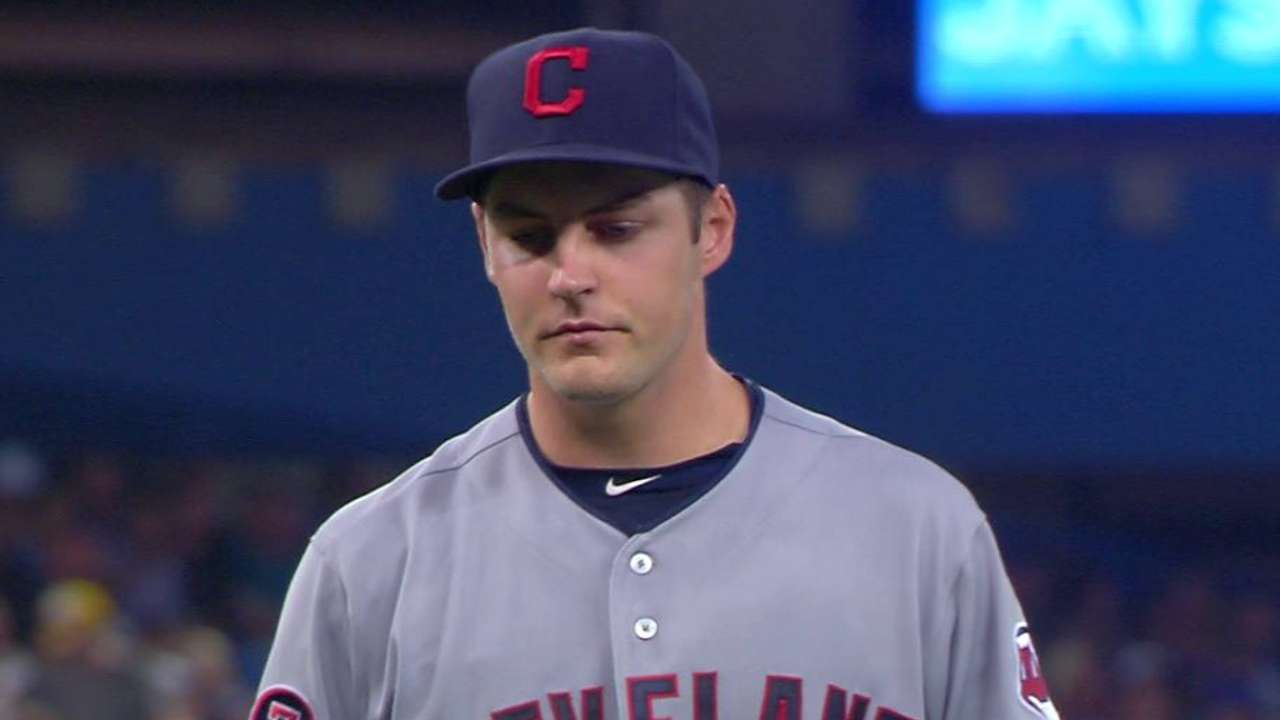 Callaway: Bauer has to grow as a pitcher