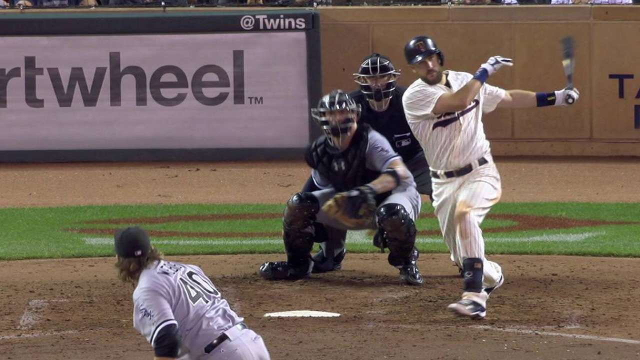 Sano's HR sends Milone, Twins to victory