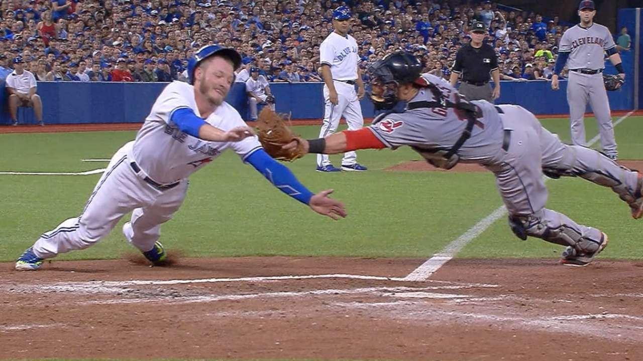 Must C: Donaldson's dash home