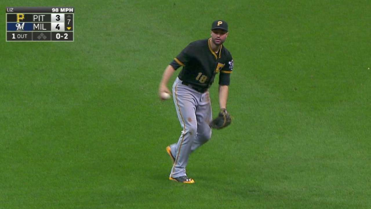 Hurdle undeterred by Bucs' Central woes