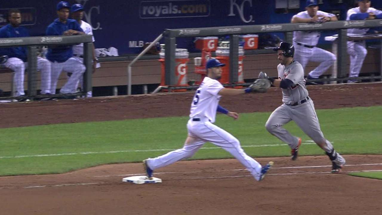 Colon nabs Martinez, call stands