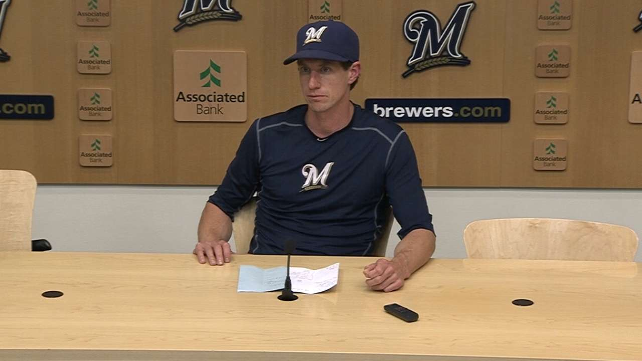 Doubleheader doesn't alter Counsell's philosophy