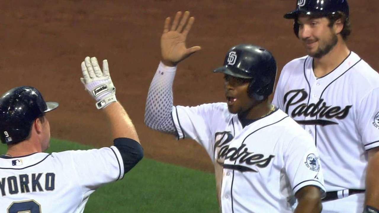 Gyorko's go-ahead home run
