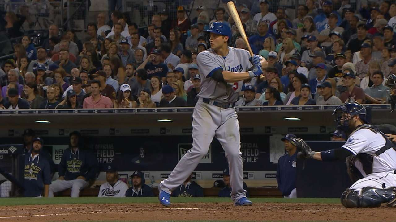 Seager makes quick impact in Dodgers debut
