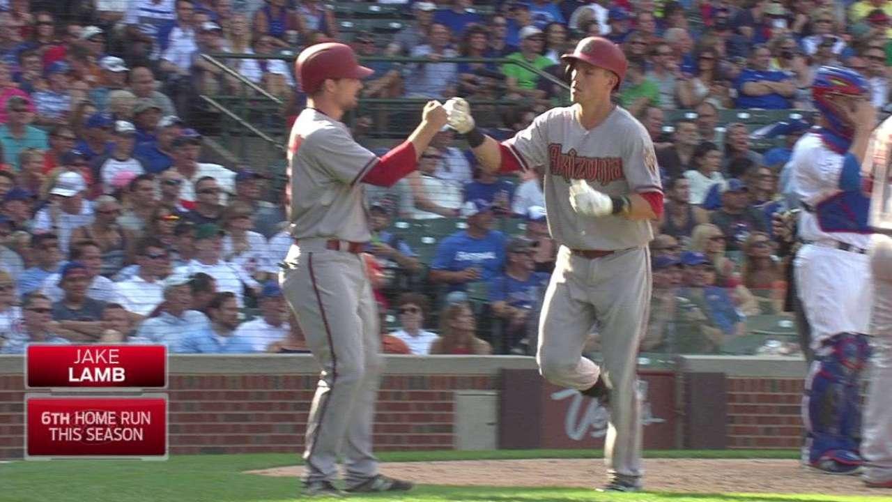 D-backs hurt by big inning, drop opener