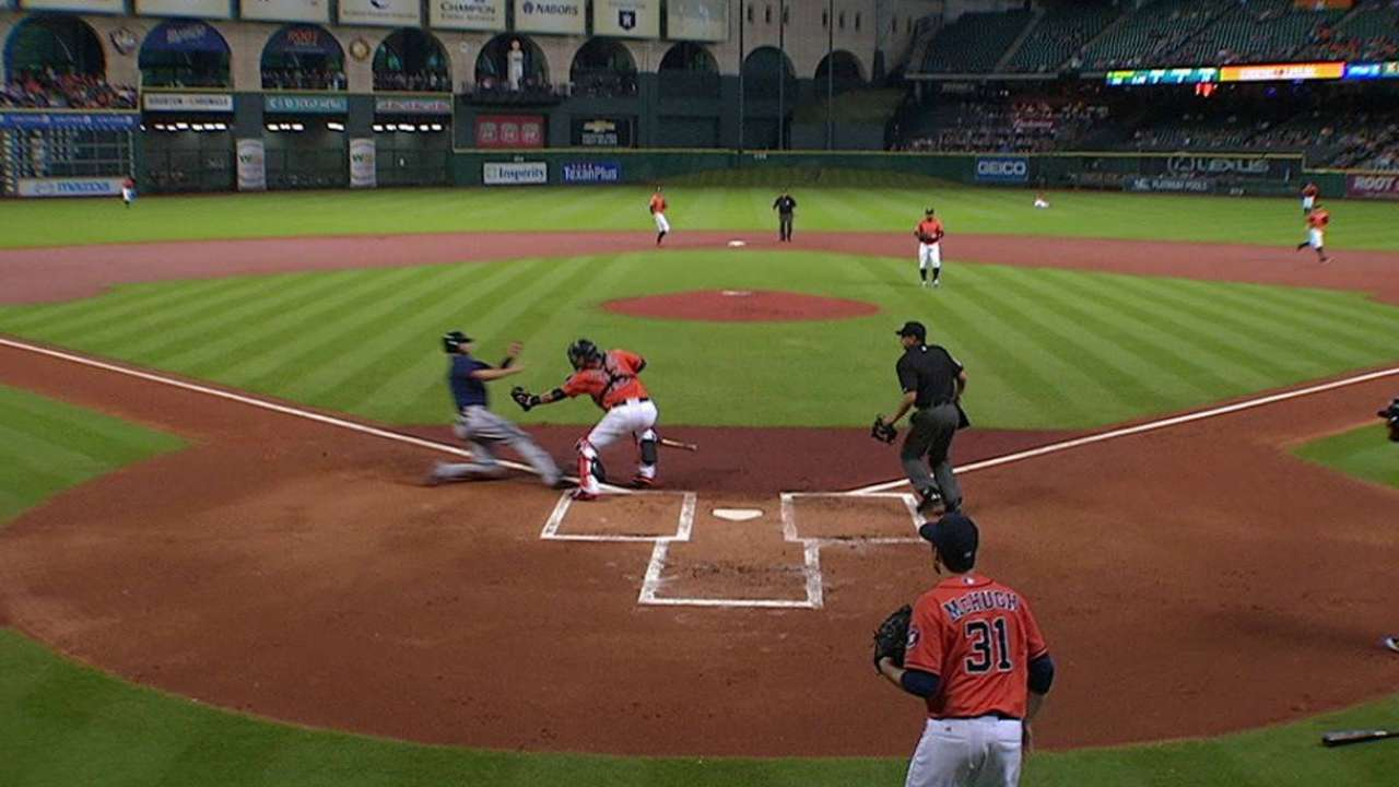 Gomez nabs Mauer after review