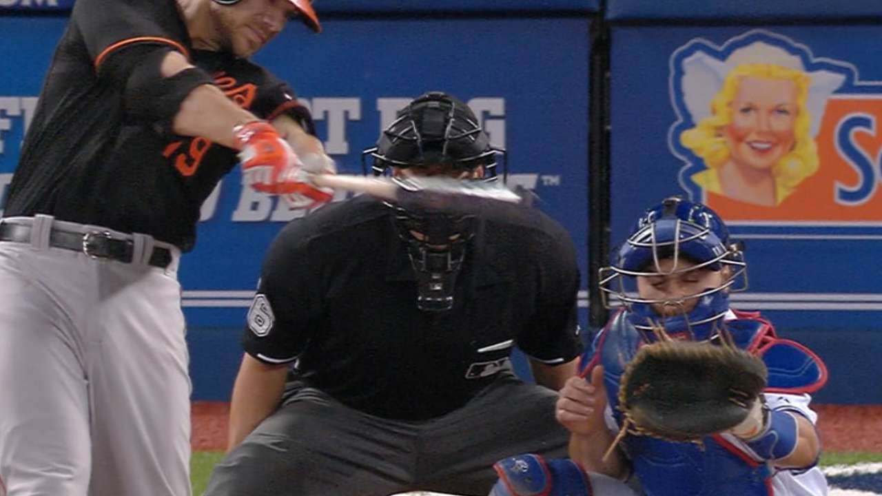 Davis, Wieters go back-to-back