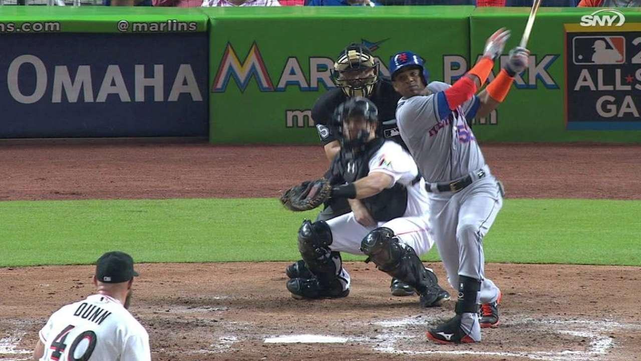 Cespedes' go-ahead two-run homer