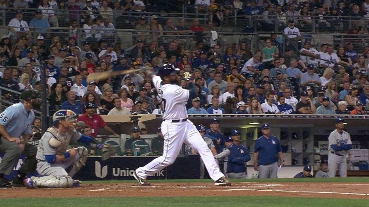 Kemp's two-run shot