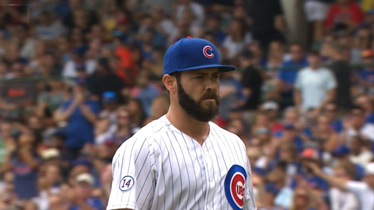 Arrieta in line for Wild Card, but Cubs aiming higher
