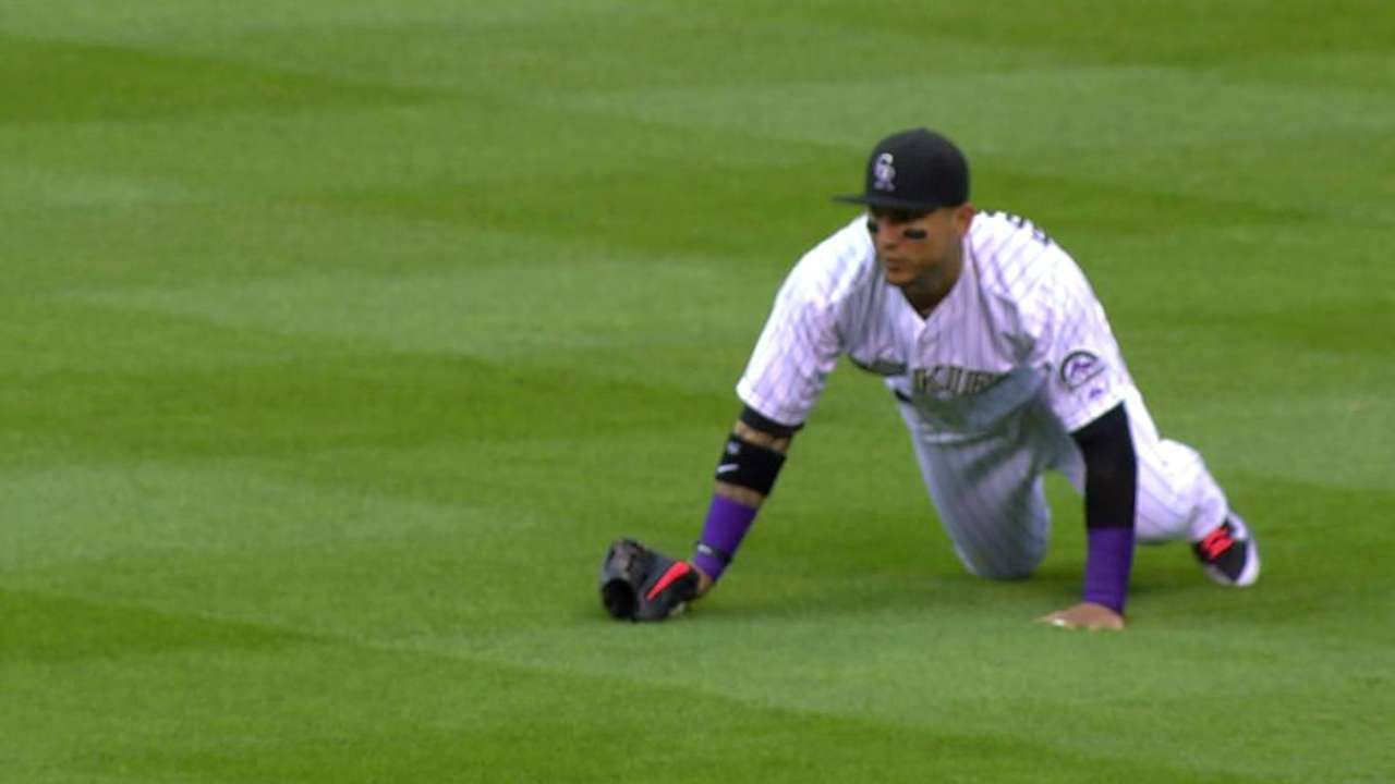 Cargo makes nice grab, turns two