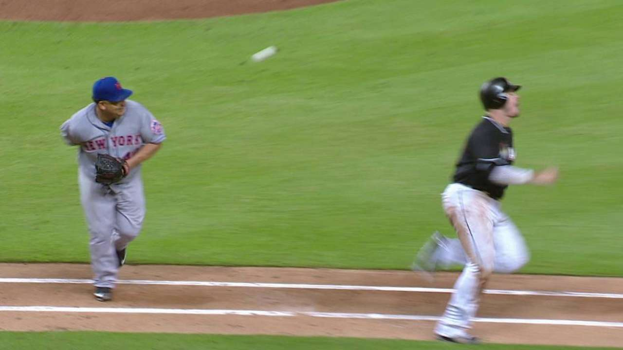 Behind-the-back play will Bartolo your mind