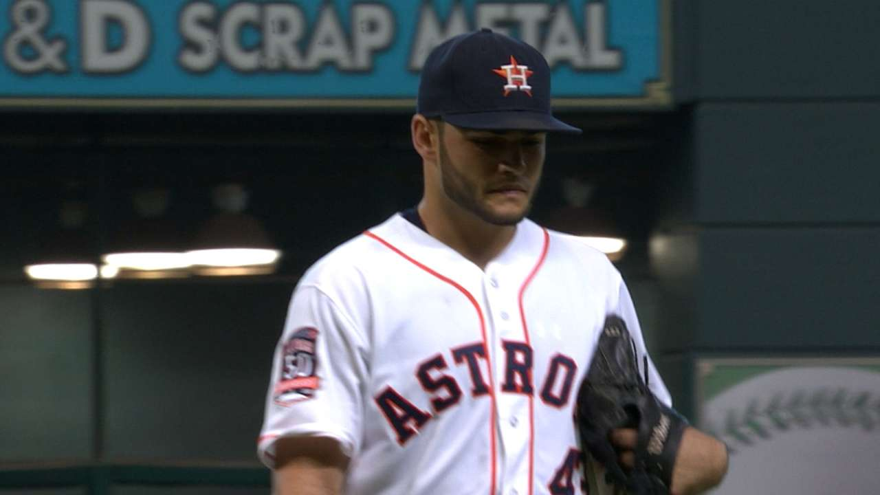 McCullers' solid outing