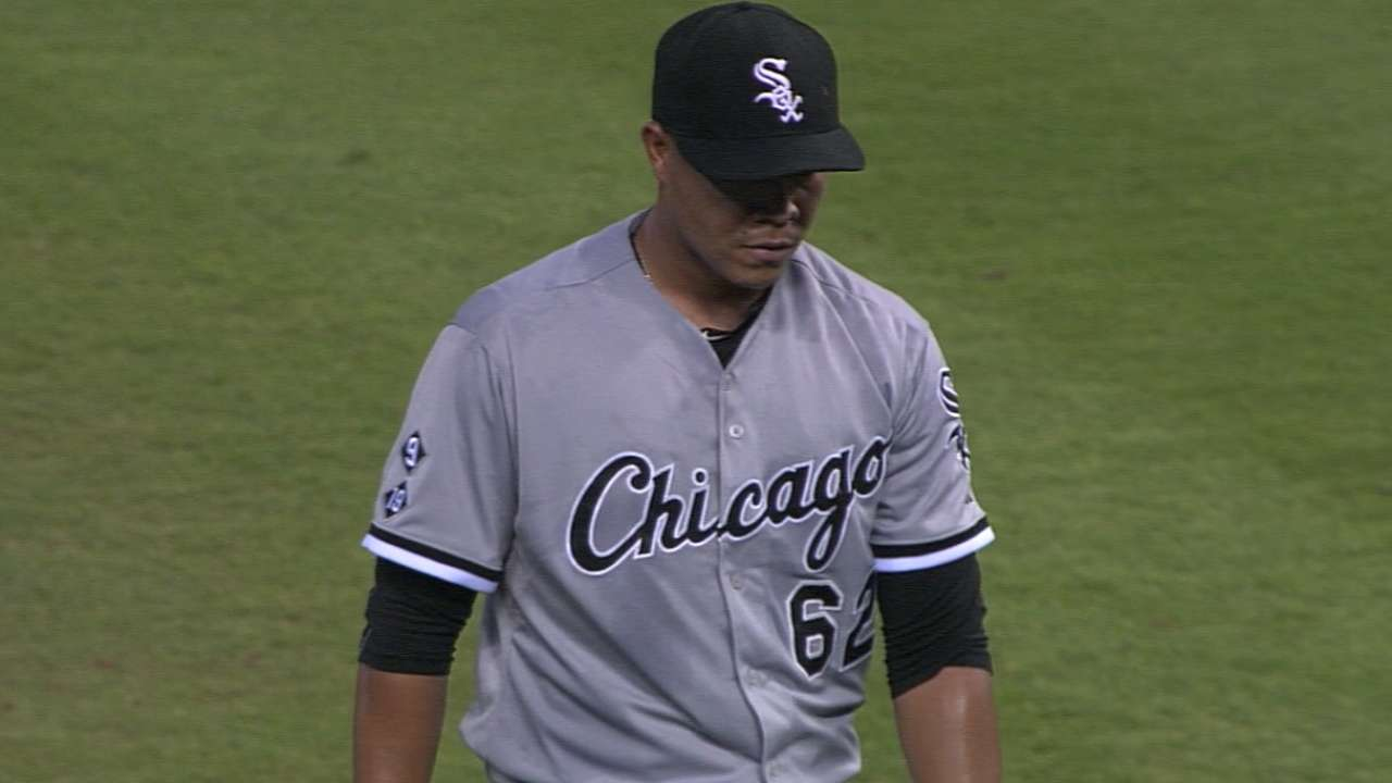 Quintana's excellent outing