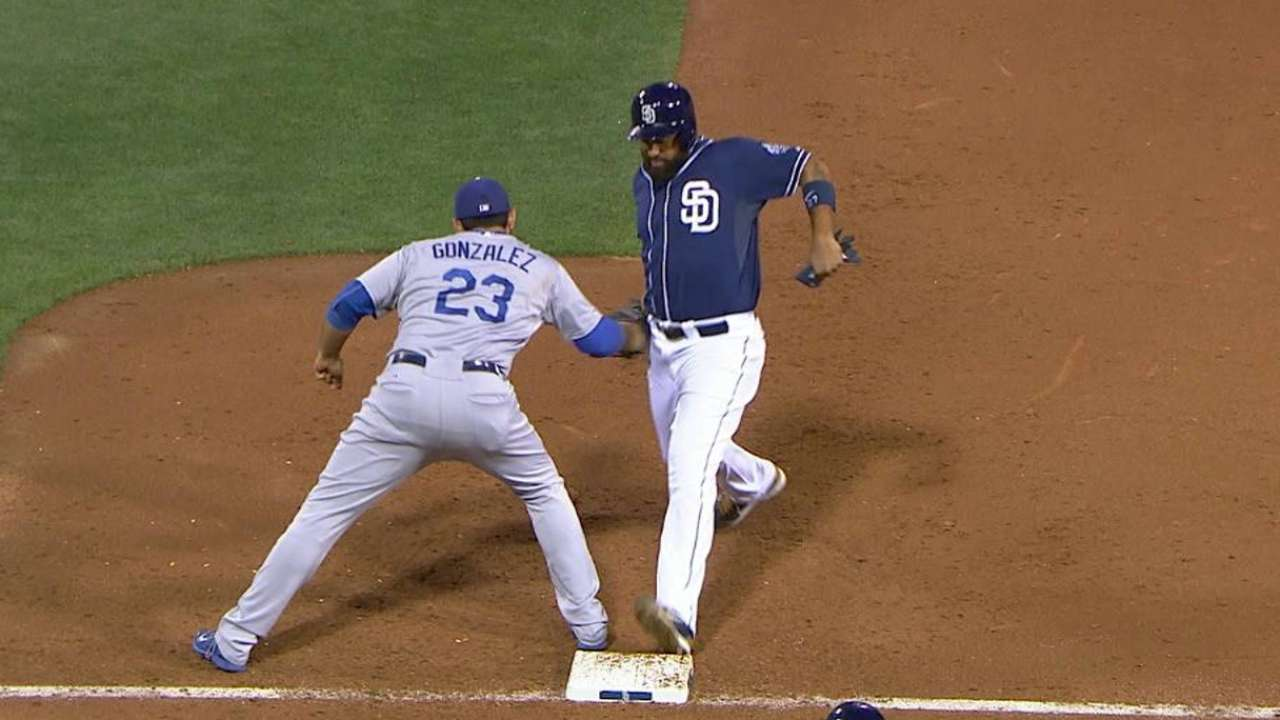 Wood picks off Kemp