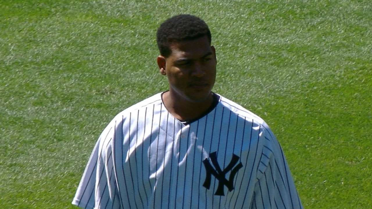 Yankees bump struggling Nova from rotation