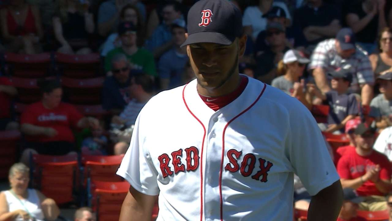 Rodriguez's great outing