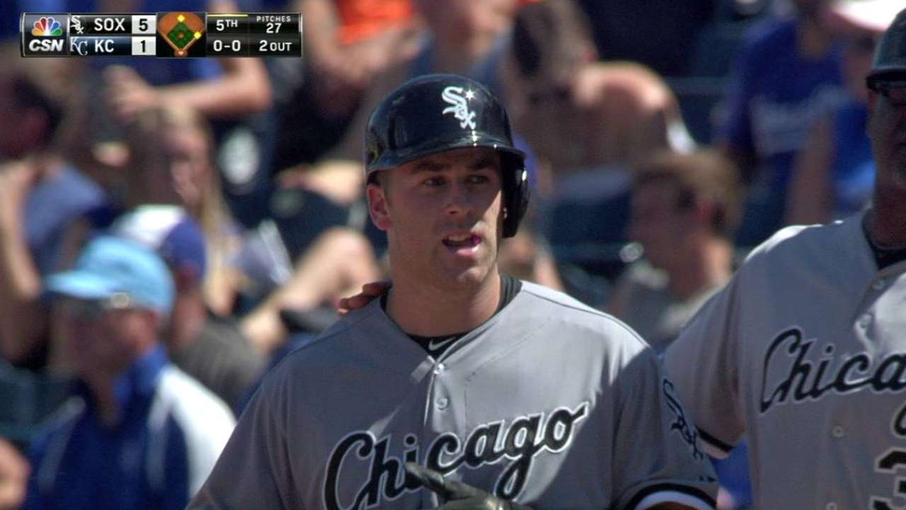 White Sox hope Olt gives stability at third base