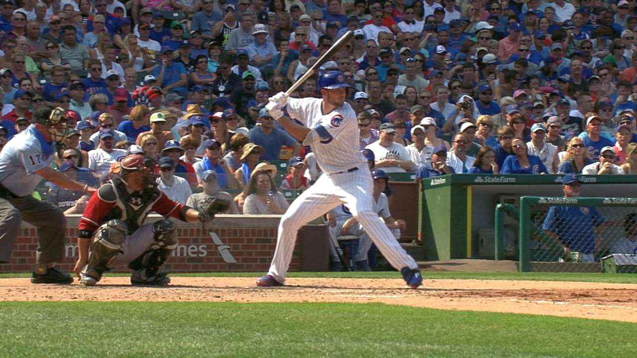 Must C: Bryant ties Cubs' record