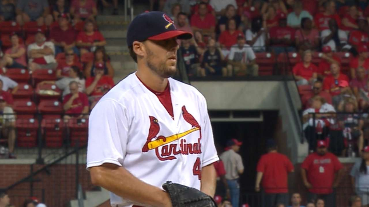 Cards credit Cole, ready to move on to Cubs