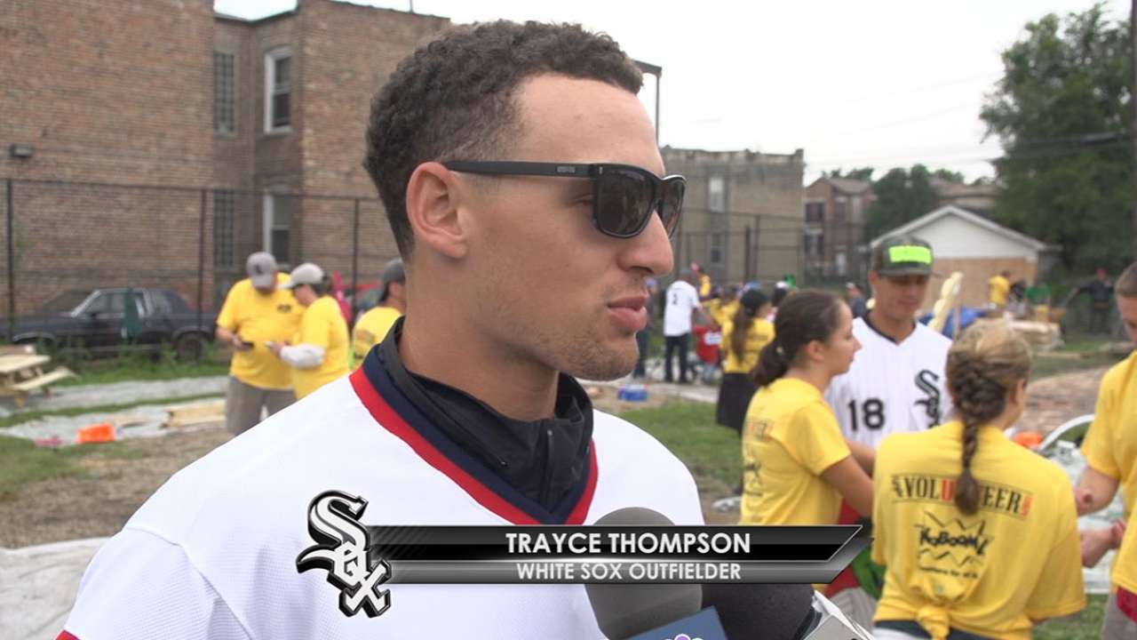 White Sox Charities all about opportunities