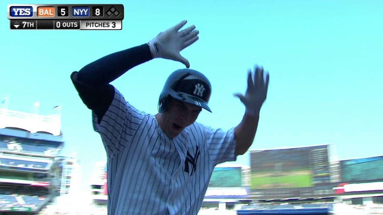 Young Yanks play big role in crucial victory