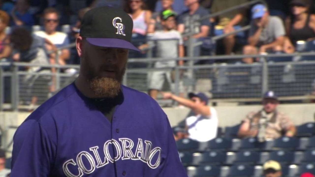 Miller relishes time in the big leagues
