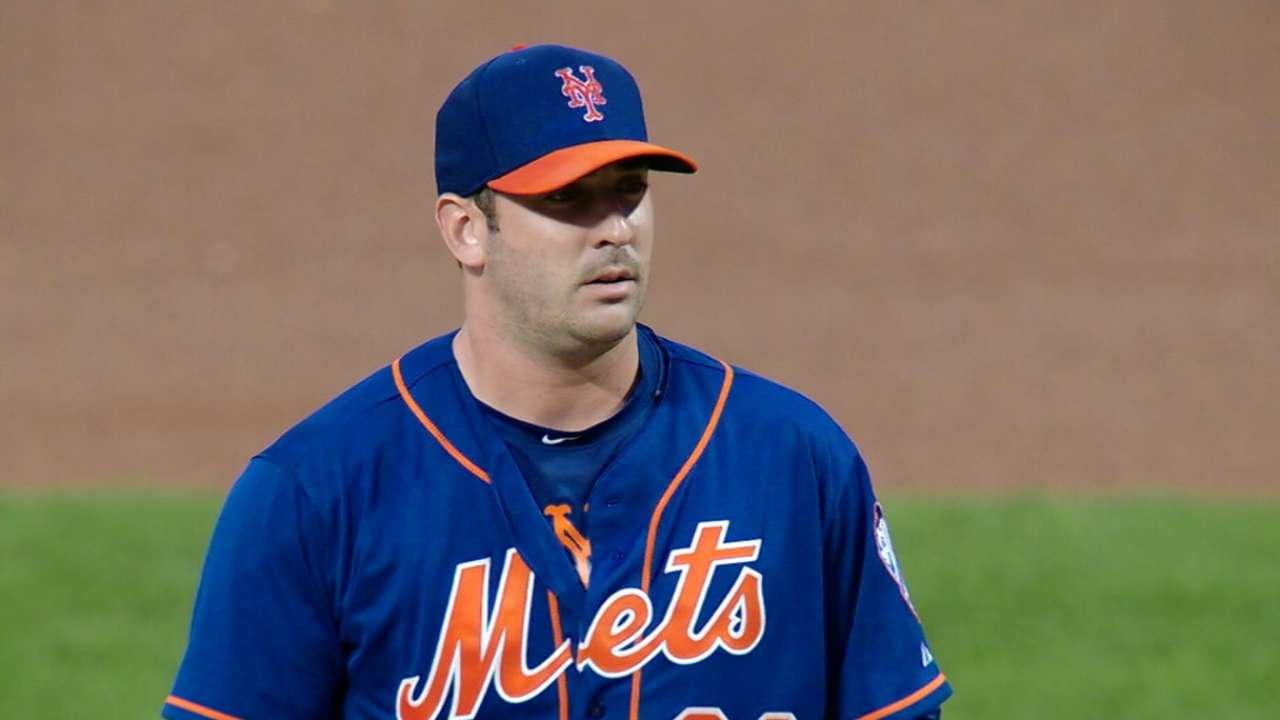 Postseason picture could alter Harvey's use