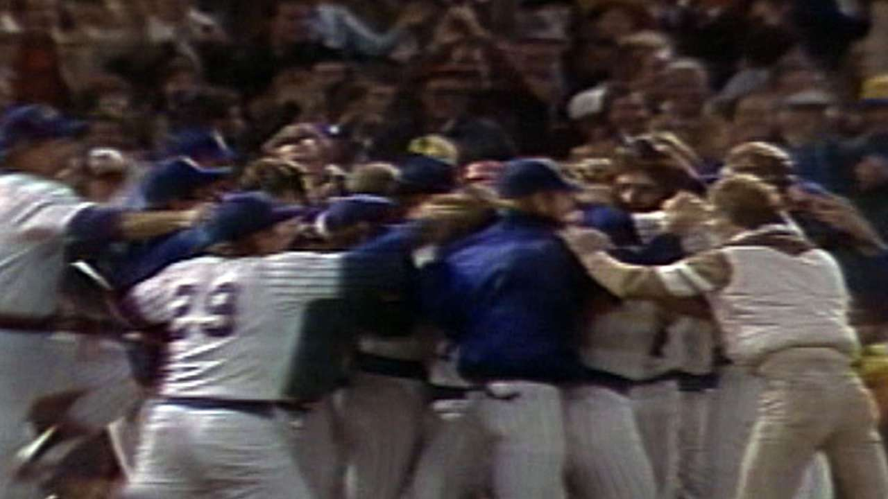 Brewers to fete '82 Crew for 35th anniversary