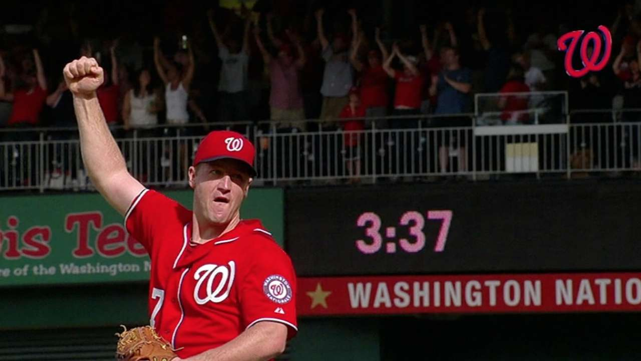 Nats to see Zimmermann from different angle