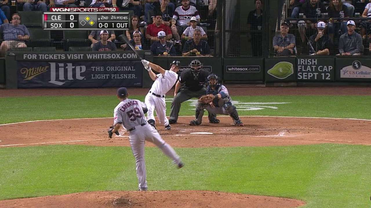 Brantly's three-run homer