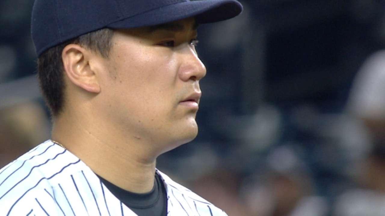 Tanaka fans 10 in terrific start