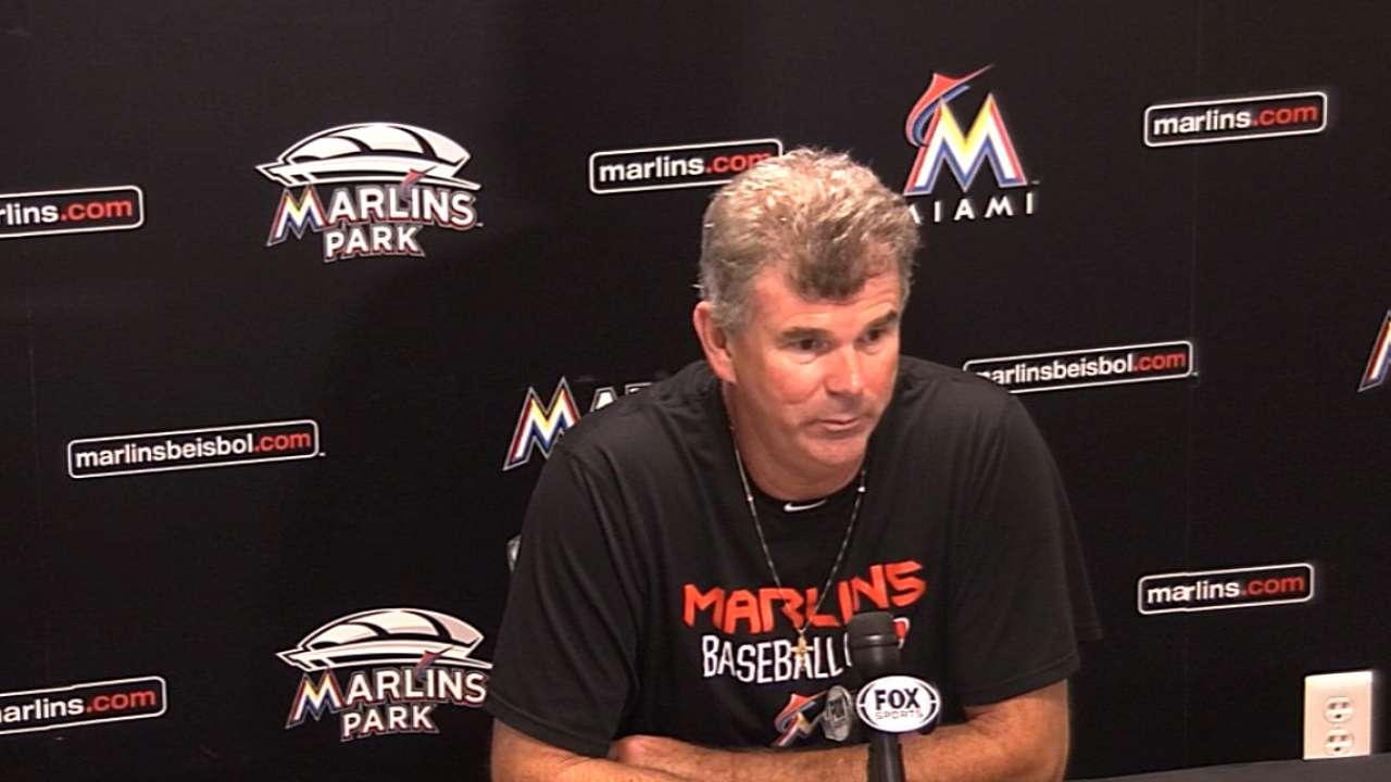 Jennings on the Marlins' 6-4 win