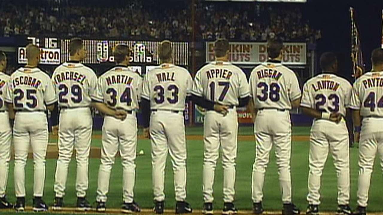 Baseball Resumes: Mets in NY