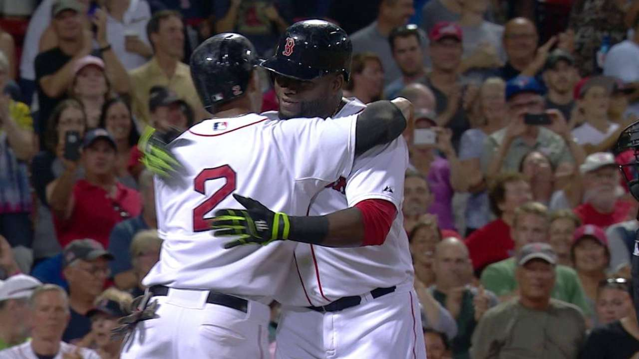 Stats of the Day: Ortiz closing in on 500 HR