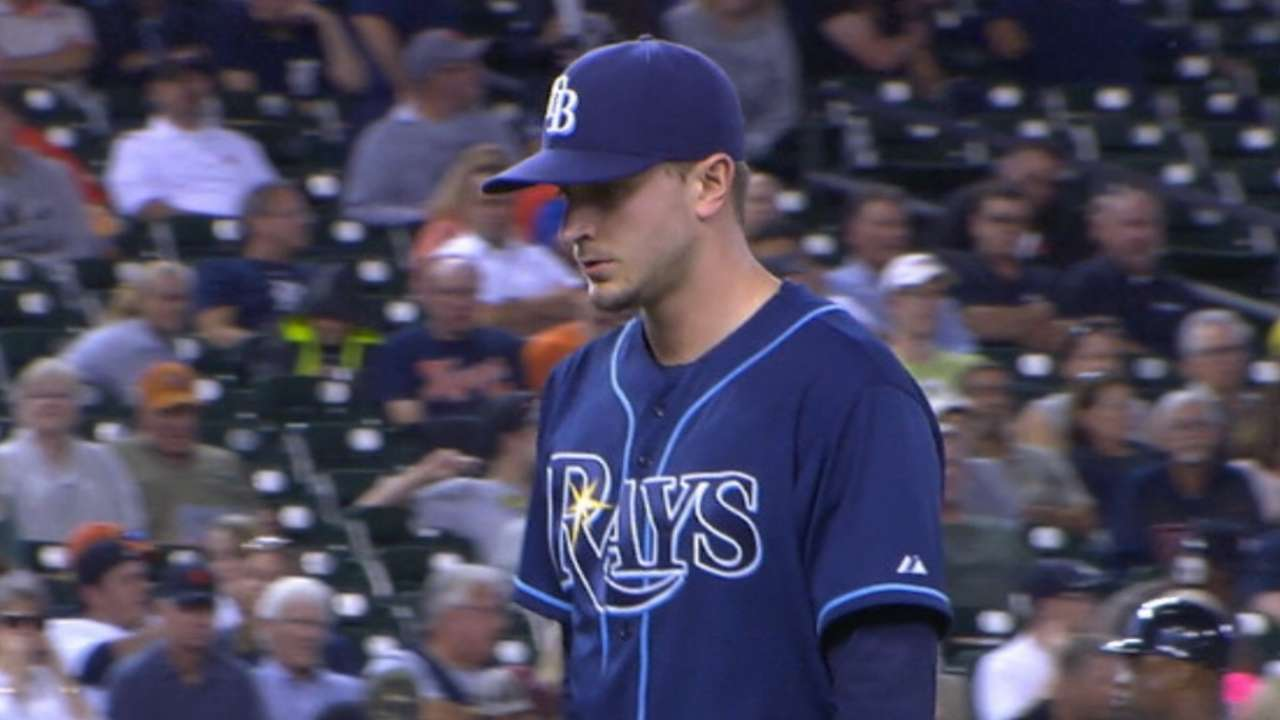 Could Cardinals have interest in Odorizzi?