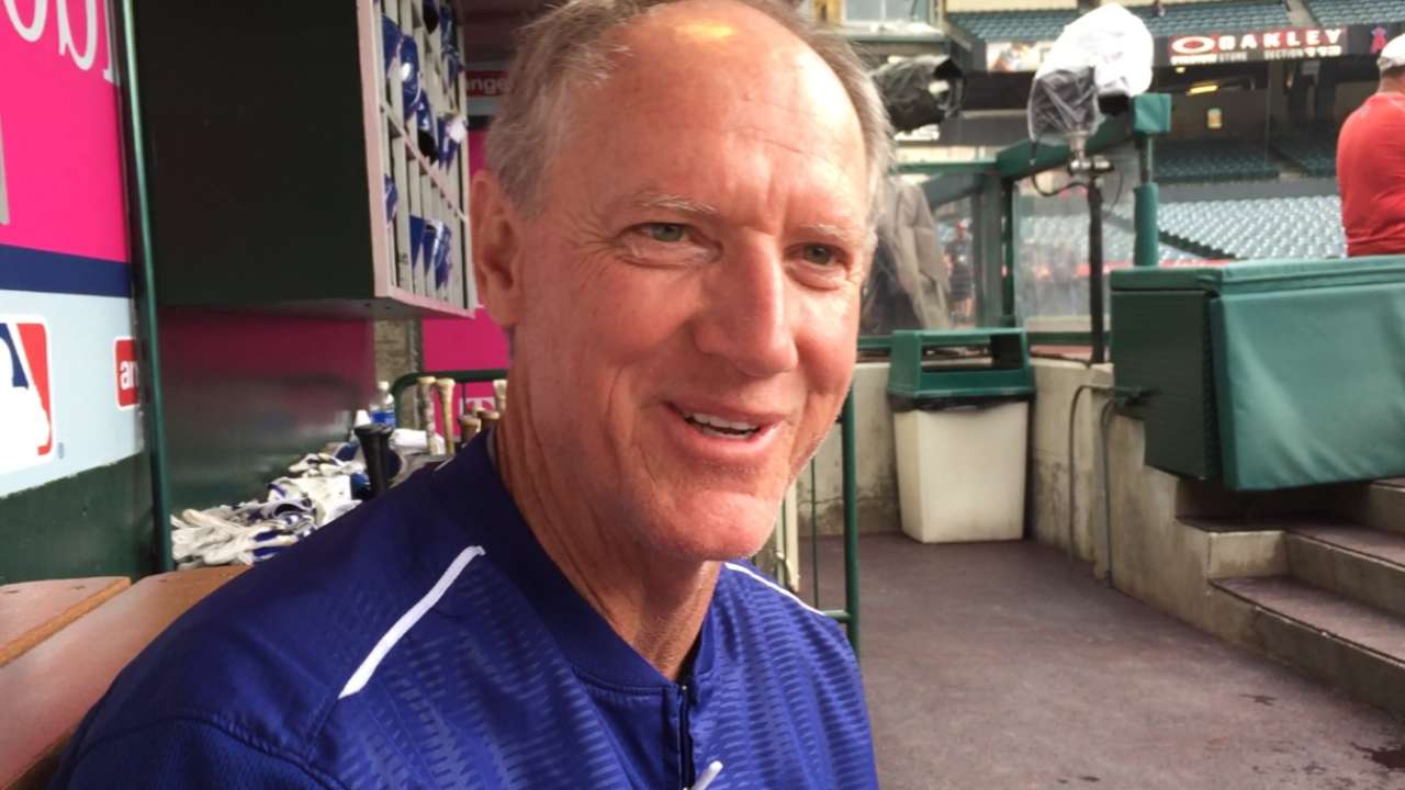 Roenicke on new role, new team