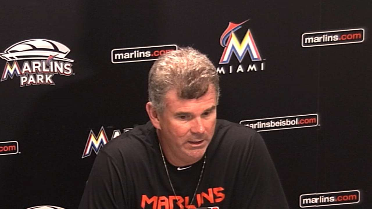 Jennings on Koehler, Miami's win